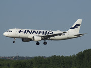 Airbus A320-214 - OH-LXH operated by Finnair