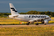 Airbus A319-112 - OH-LVL operated by Finnair