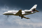 Dassault Falcon 2000EX - CS-DFK operated by NetJets Europe