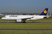 Airbus A320-271N - D-AINH operated by Lufthansa