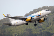 Airbus A320-232 - EC-MLE operated by Vueling Airlines