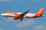 Airbus A320-214 - OE-IJN operated by easyJet Europe