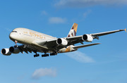 Airbus A380-861 - A6-APD operated by Etihad Airways
