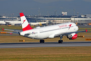 Airbus A320-214 - OE-LBQ operated by Austrian Airlines