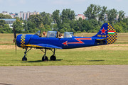 Yakovlev Yak-52 - HA-CLV operated by Private operator