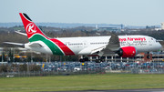Boeing 787-8 Dreamliner - 5Y-KZF operated by Kenya Airways