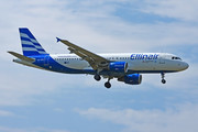 Airbus A320-214 - SX-EMJ operated by Ellinair