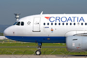 Airbus A319-112 - 9A-CTG operated by Croatia Airlines
