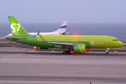 Airbus A320-271N - VQ-BCR operated by S7 Airlines