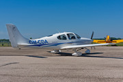 Cirrus SR20 - OM-CDA operated by Private operator