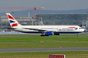 Boeing 767-300ER - G-BZHA operated by British Airways
