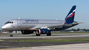 Sukhoi SSJ 100-95B Superjet - RA-89099 operated by Aeroflot