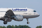 Airbus A319-114 - D-AILT operated by Lufthansa