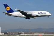 Airbus A380-841 - D-AIMK operated by Lufthansa