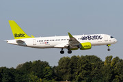 Bombardier BD-500-1A11 C Series CS300 - YL-CSA operated by Air Baltic