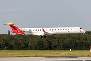 Bombardier CRJ1000 - EC-MJO operated by Iberia Regional (Air Nostrum)