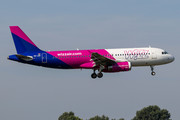 Airbus A320-232 - HA-LWO operated by Wizz Air