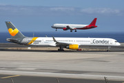 Boeing 757-300 - D-ABOC operated by Condor
