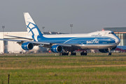 Boeing 747-8F - VP-BBP operated by AirBridgeCargo