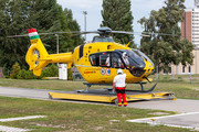 Eurocopter EC135 T2 - HA-ECF operated by Magyar Légimentő Nonprofit (Hungarian Air Ambulance)