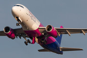 Airbus A320-232 - HA-LWL operated by Wizz Air