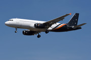 Airbus A320-232 - G-POWM operated by Titan Airways