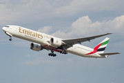 Boeing 777-300ER - A6-EGT operated by Emirates