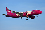 Airbus A320-251N - TF-NEO operated by WOW air