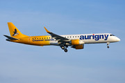 Embraer 190-200STD - G-NSEY operated by Aurigny Air Services