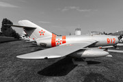 Mikoyan-Gurevich MiG-15bis - 912 operated by Magyar Néphadsereg (Hungarian People's Army)