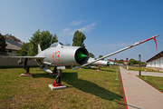 Mikoyan-Gurevich MiG-21F-13 - 813 operated by Magyar Néphadsereg (Hungarian People's Army)