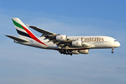 Airbus A380-861 - A6-EOB operated by Emirates