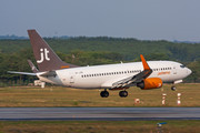Boeing 737-700 - OY-JTR operated by Jet Time