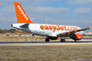 Airbus A319-111 - G-EZEG operated by easyJet