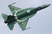 PAC JF-17 Thunder - 12-138 operated by Pakistan - Air Force