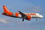 Airbus A319-111 - G-EZBI operated by easyJet