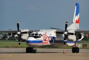 Antonov An-26B - SP-FDT operated by Exin