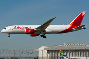 Boeing 787-8 Dreamliner - N781AV operated by Avianca