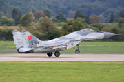 Mikoyan-Gurevich MiG-29AS - 3709 operated by Vzdušné sily OS SR (Slovak Air Force)