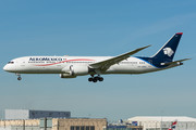 Boeing 787-9 Dreamliner - XA-ADC operated by Aeroméxico