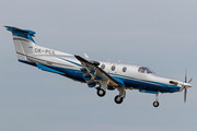 Pilatus PC-12/47E - OK-PCE operated by OK AVIATION Wings
