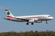 Airbus A320-232 - OD-MRT operated by Middle East Airlines (MEA)