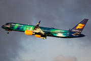 Boeing 757-200 - TF-FIU operated by Icelandair