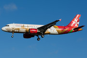 Airbus A320-214 - 9H-AEO operated by Air Malta