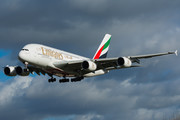 Airbus A380-861 - A6-EDI operated by Emirates