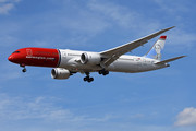 Boeing 787-9 Dreamliner - G-CKOF operated by Norwegian Air UK