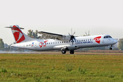 ATR 72-212A - OK-NFU operated by CSA Czech Airlines
