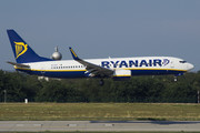 Boeing 737-800 - EI-EST operated by Ryanair
