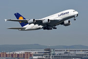 Airbus A380-841 - D-AIMC operated by Lufthansa
