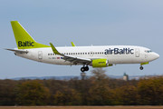 Boeing 737-300 - YL-BBJ operated by Air Baltic